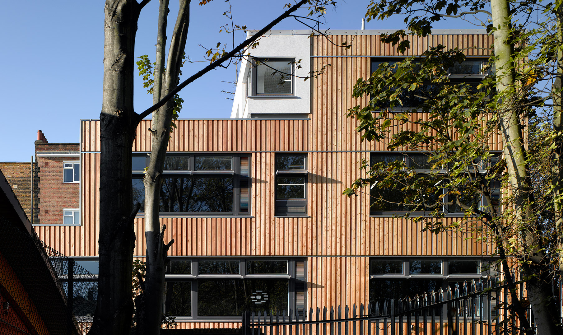 Andrew Ohl Associates - Notting Hill Prep School