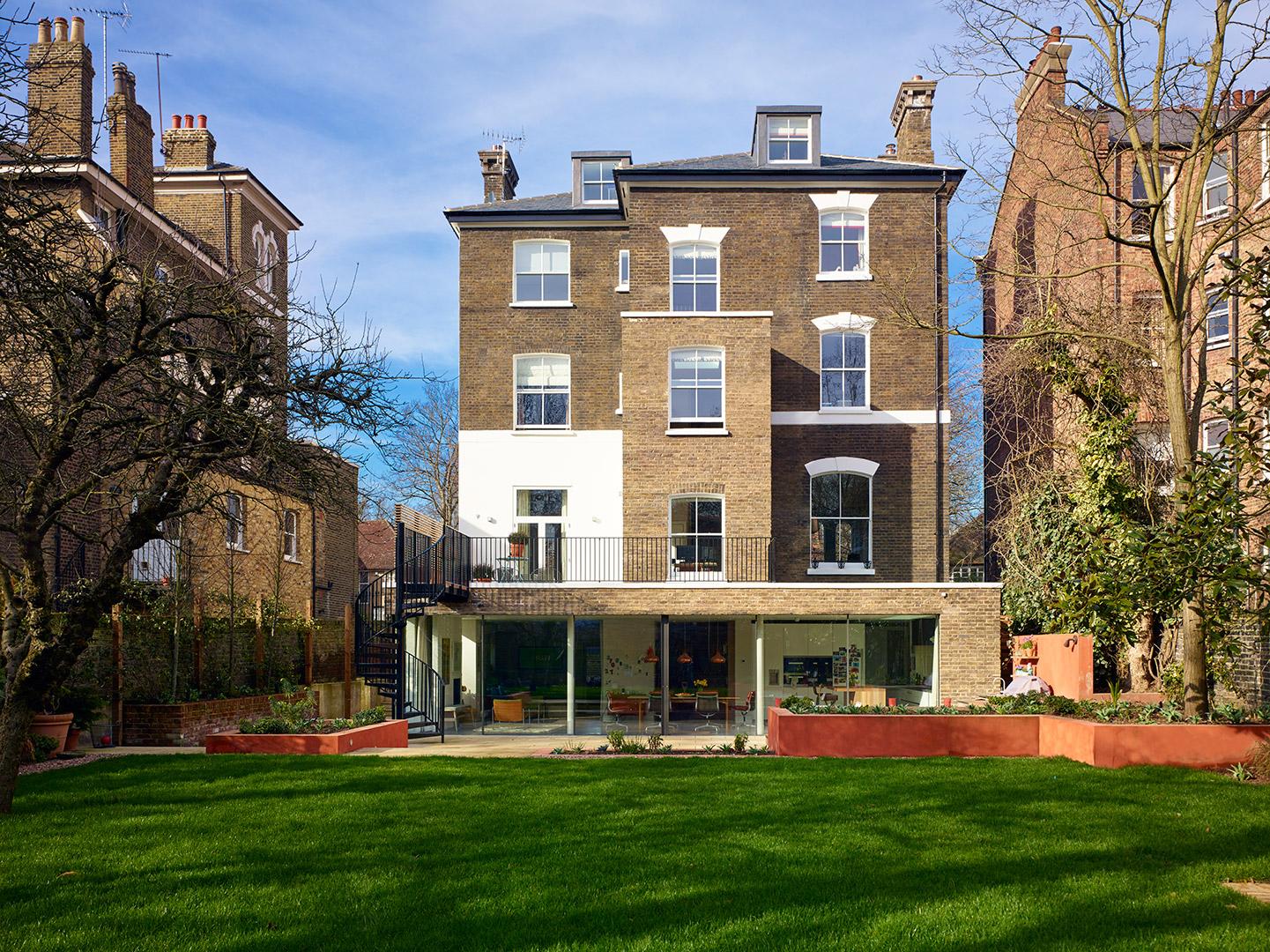 Andrew Ohl Associates - Aberdeen House
